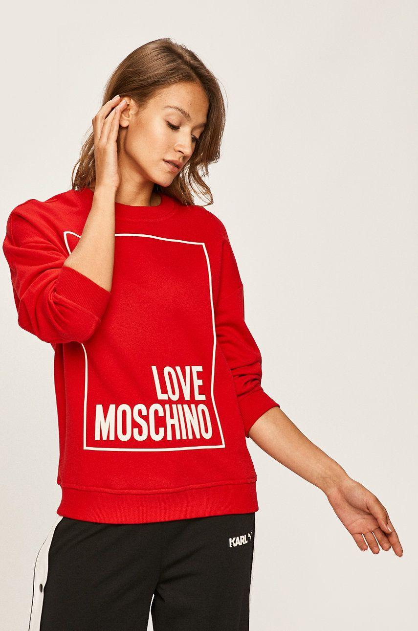 Love Moschino - Bluza imagine