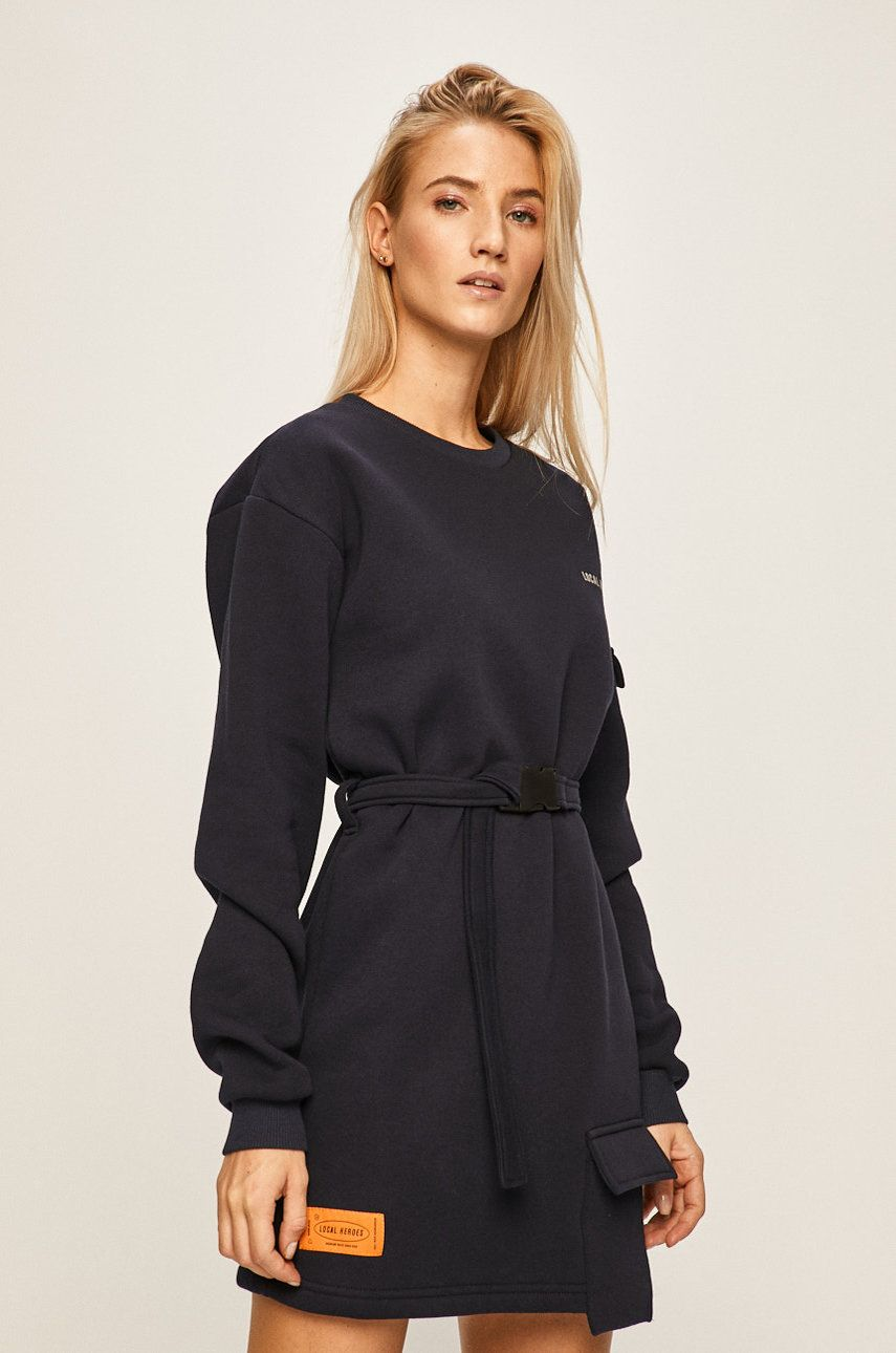 Local Heroes - Rochie Navy