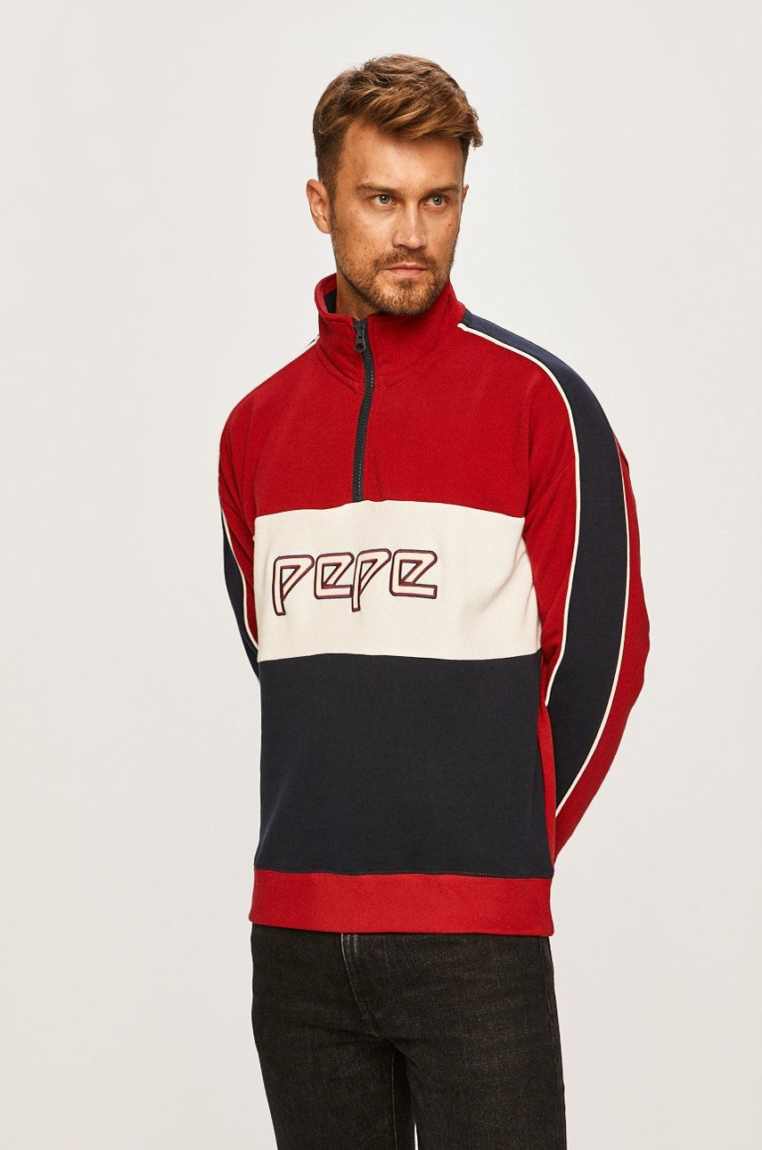 Pepe Jeans - Bluza Logannne imagine 2020
