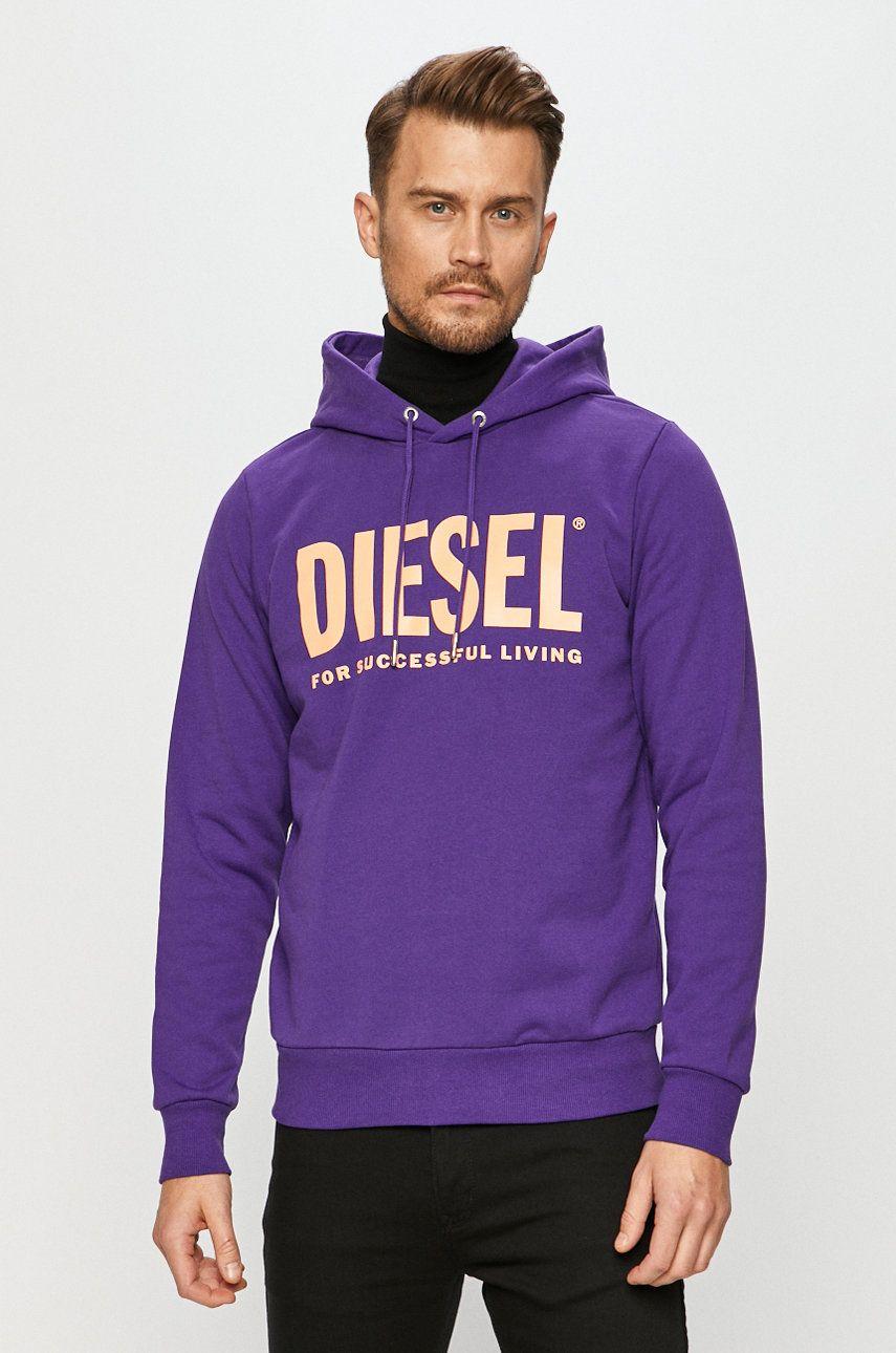 Diesel - Bluza 00SAQJ.0BAWT