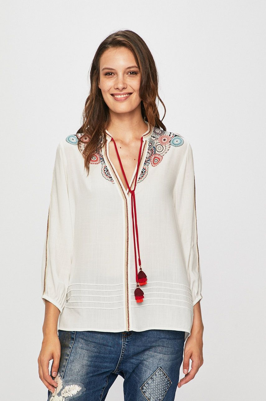 Desigual - Bluza imagine
