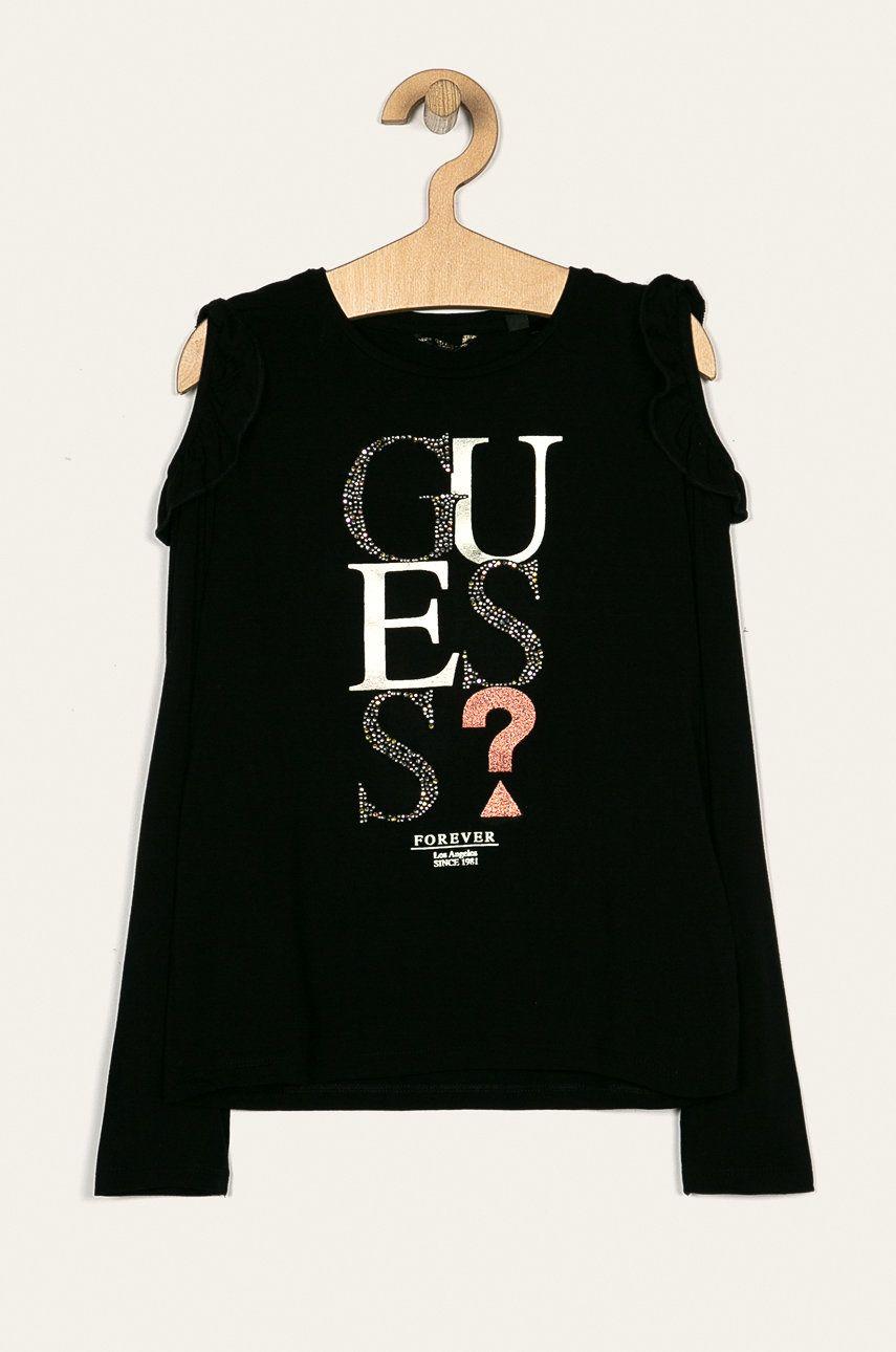 Guess Jeans - Detské tričko s dlhým rukávom 118-175 cm