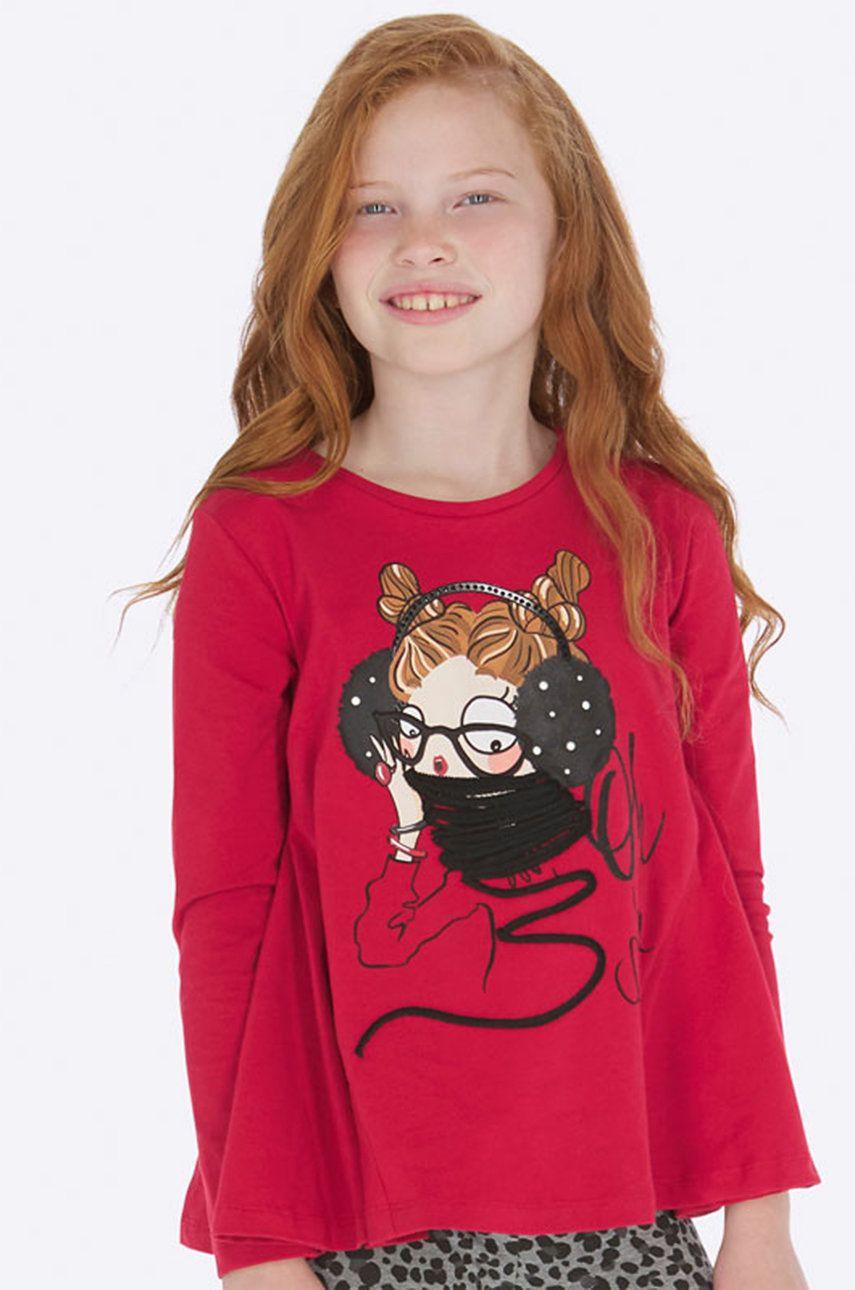 Mayoral - Detské tričko s dlhým rukávom 128-157 cm