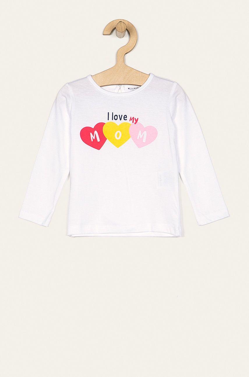 Blukids - Detské tričko s dlhým rukávom 68-98 cm