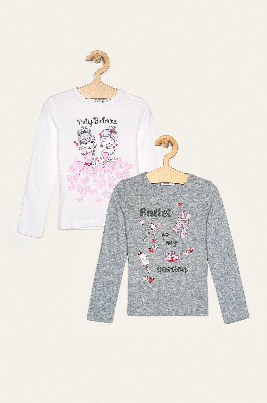 Blukids - Detské tričko s dlhým rukávom 98-134 cm (2 pak)