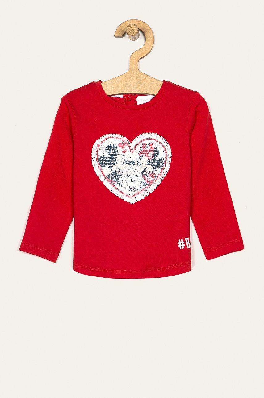 Blukids - Detské tričko s dlhým rukávom 80-98 cm