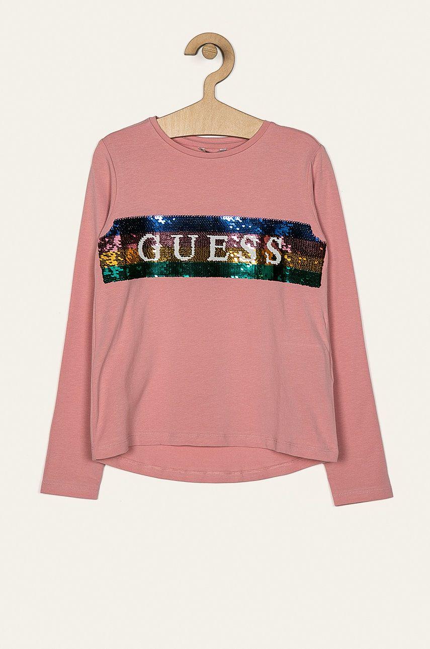 Guess Jeans - Detské tričko s dlhým rukávom 118-157 cm