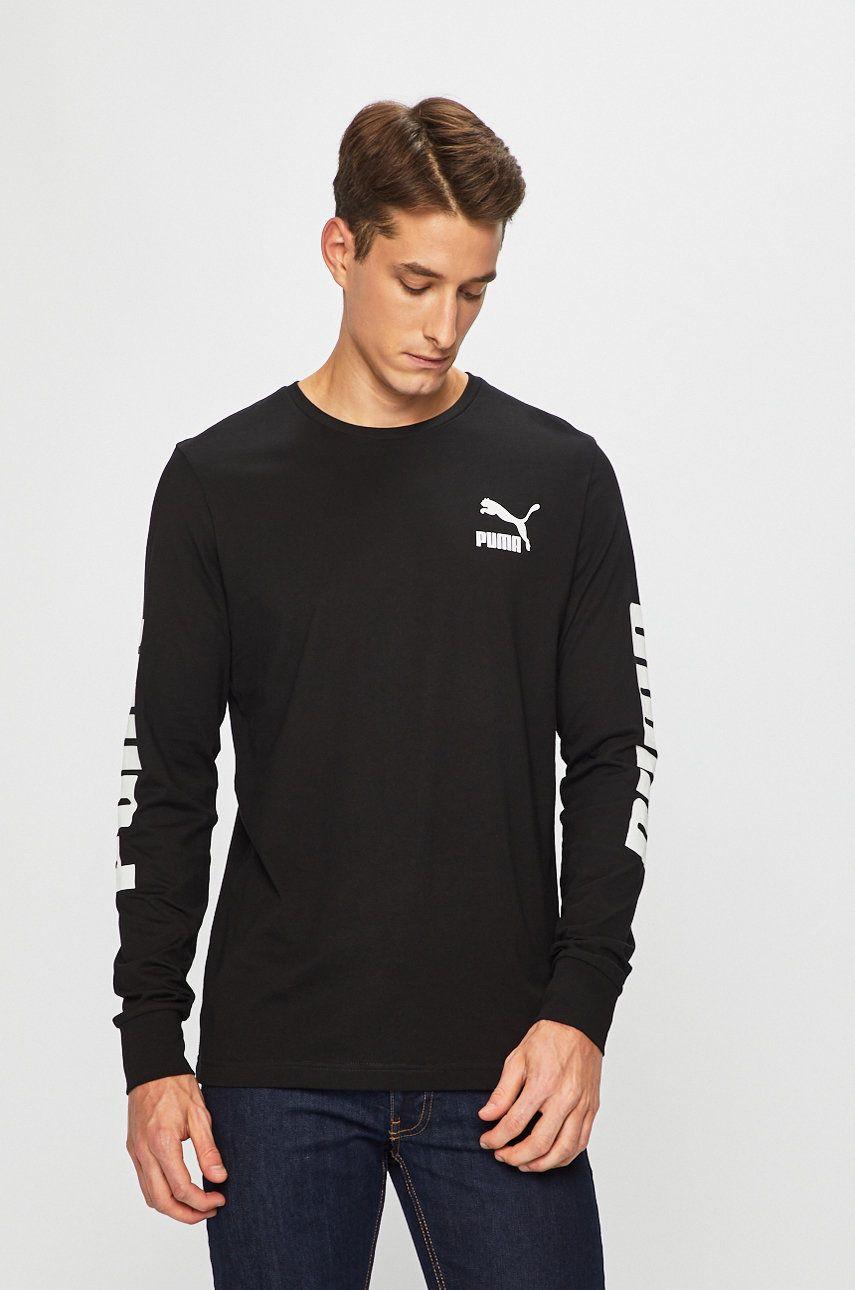 Puma - Tričko s dlhým rúkavom