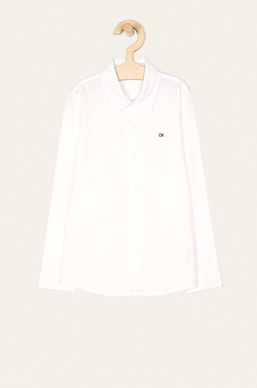 Calvin Klein Jeans - Detská košeľa 116-176 cm
