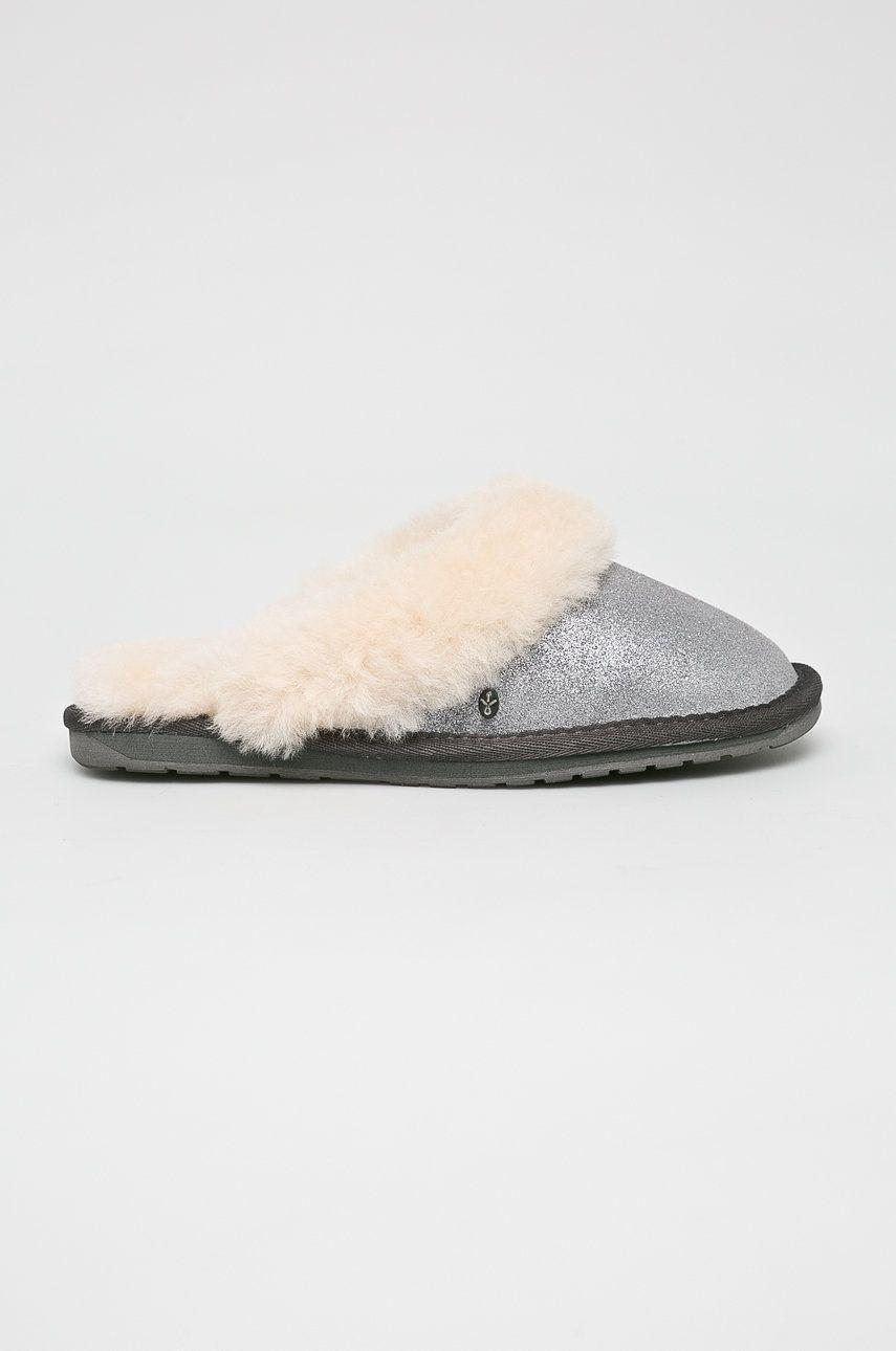 Emu Australia - Papuci de casa Jolie Metallic