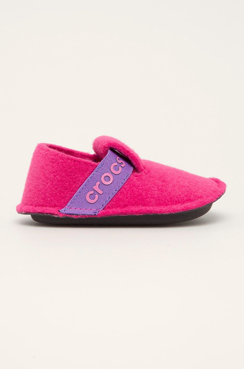Crocs - Papuci copii imagine answear.ro