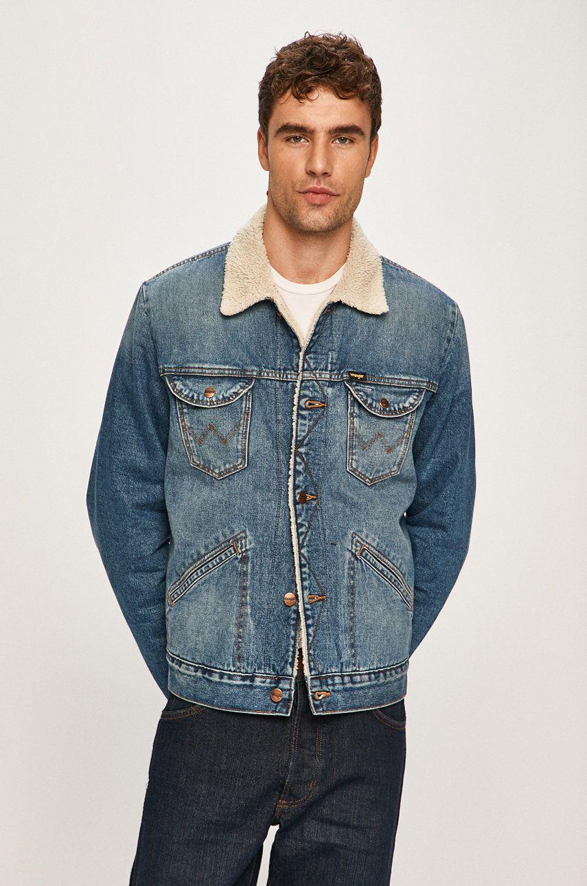 Wrangler - Geaca jeans