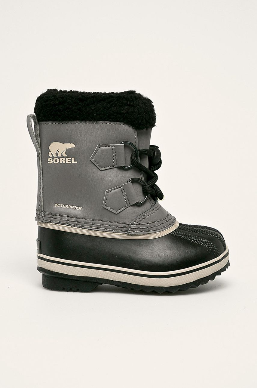 sorel - Cizme de iarna copii Yoot Pac imagine answear.ro 2021
