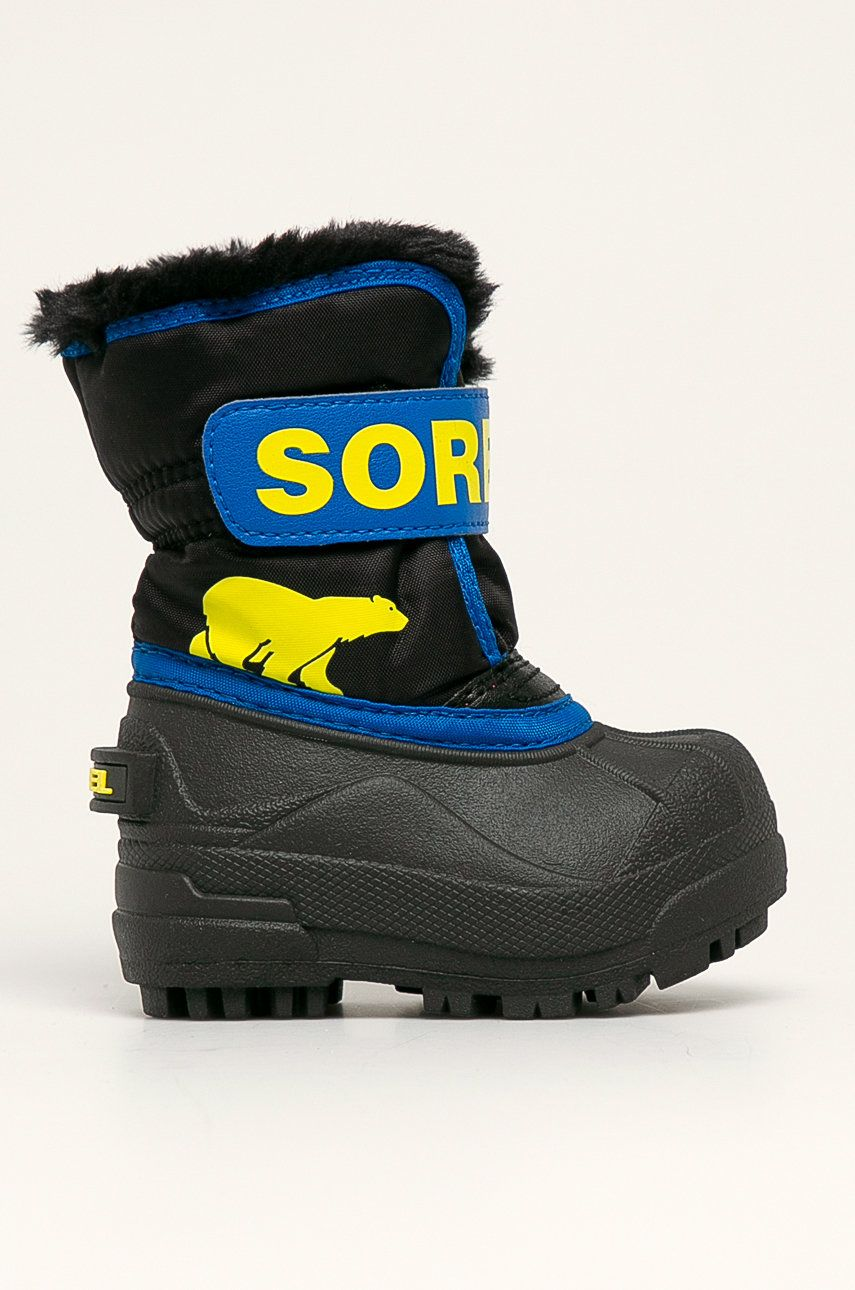 sorel - Cizme de iarna copii snow Commander imagine