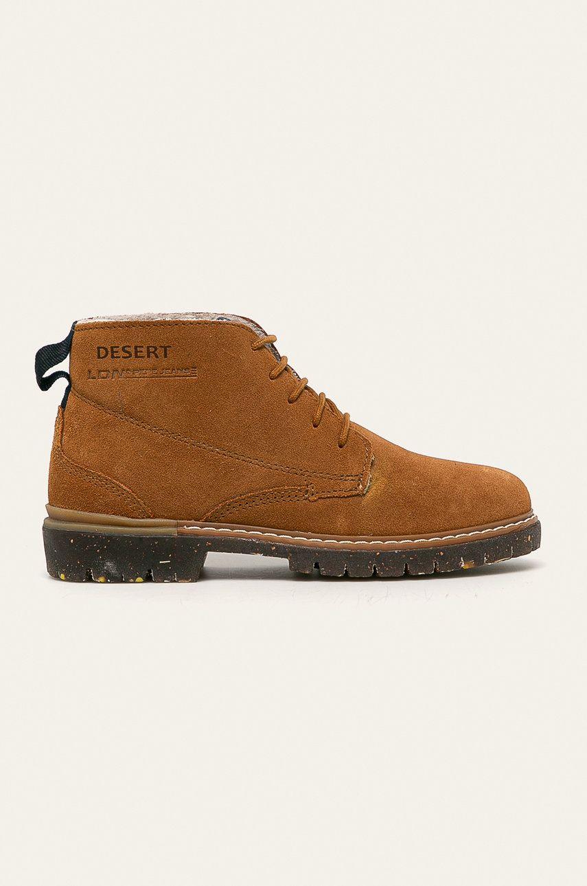 Pepe Jeans - Pantofi copii Combat Desert imagine answear.ro 2021