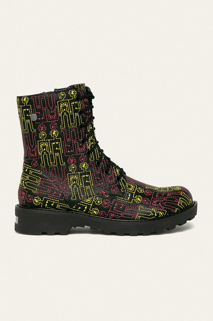 Imagine  Desigual  - Botine