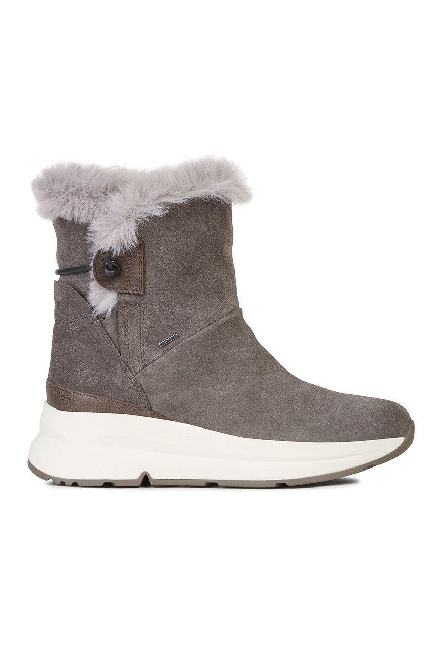 Geox - Cizme de iarna imagine answear.ro