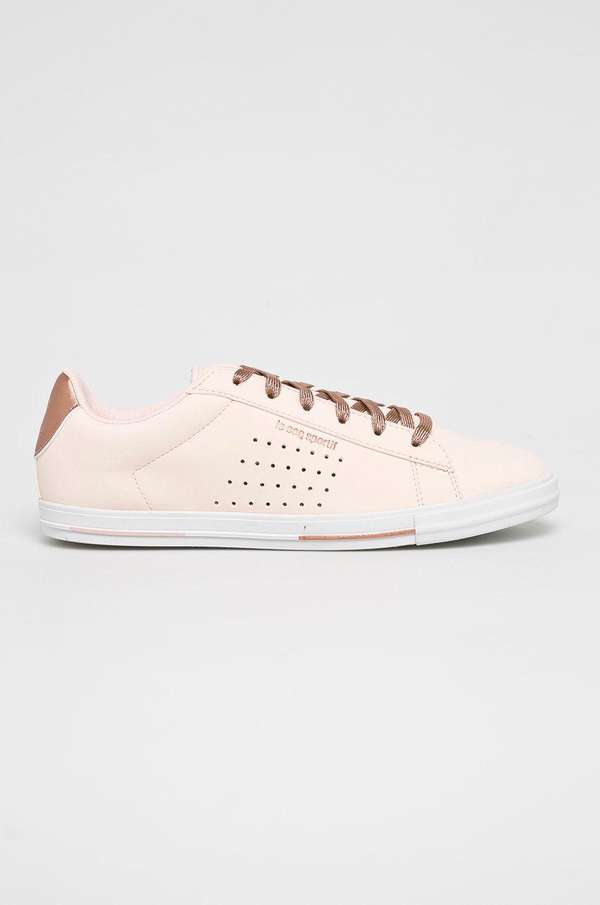 Le Coq Sportif - Pantofi Agate Boutique Nubuck