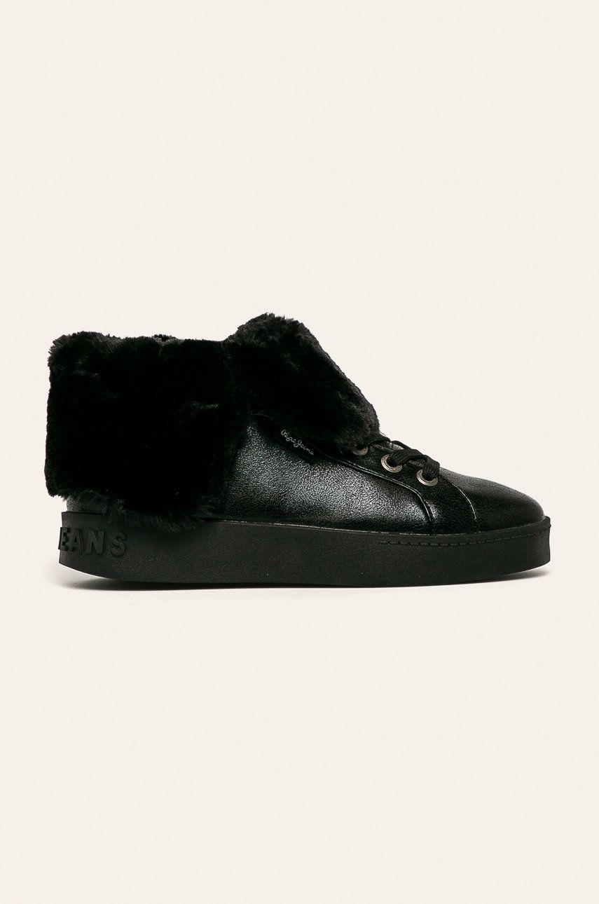 Pepe Jeans - Pantofi Brixton Flap
