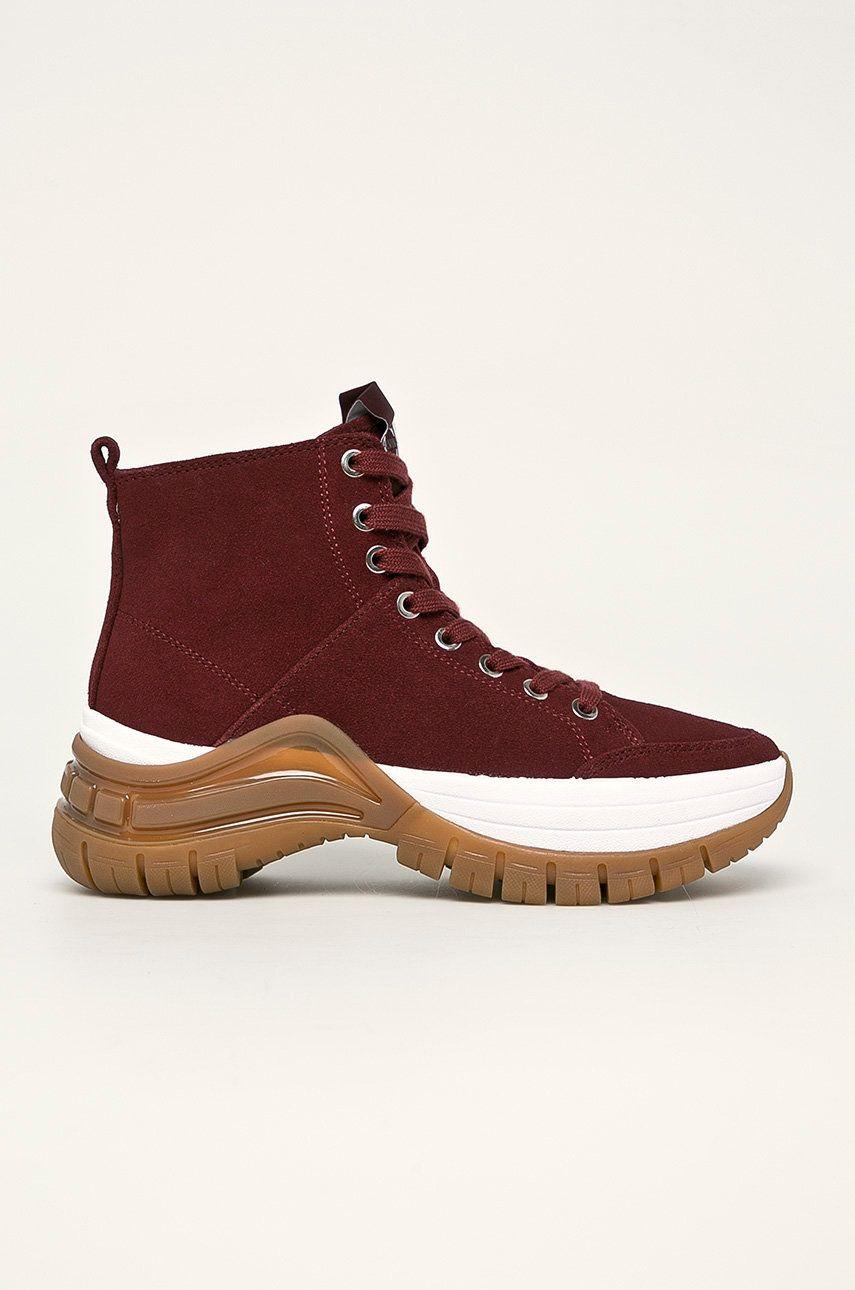 Calvin Klein Jeans - Členkové topánky