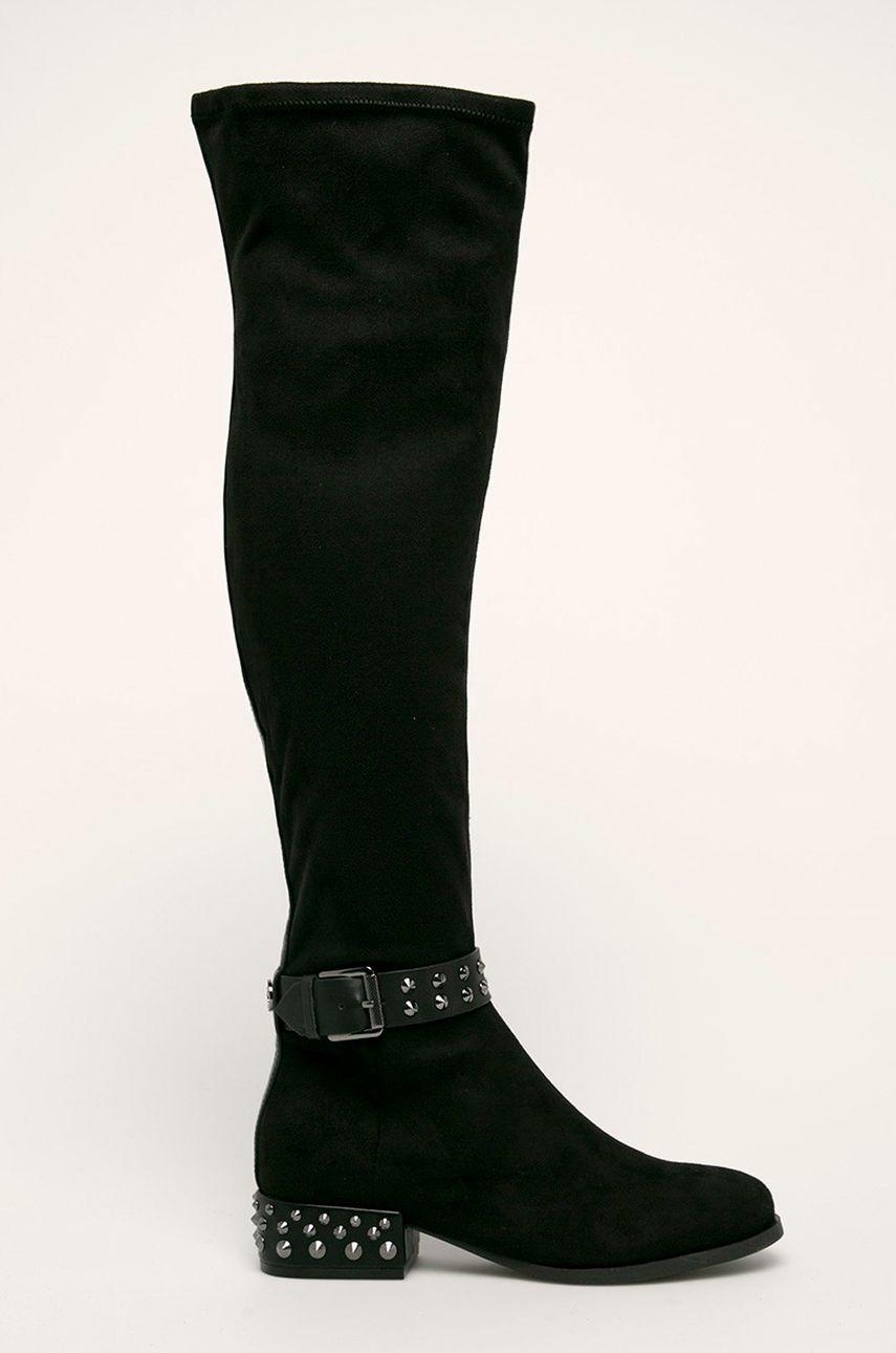 Guess Jeans - Vysoké čižmy