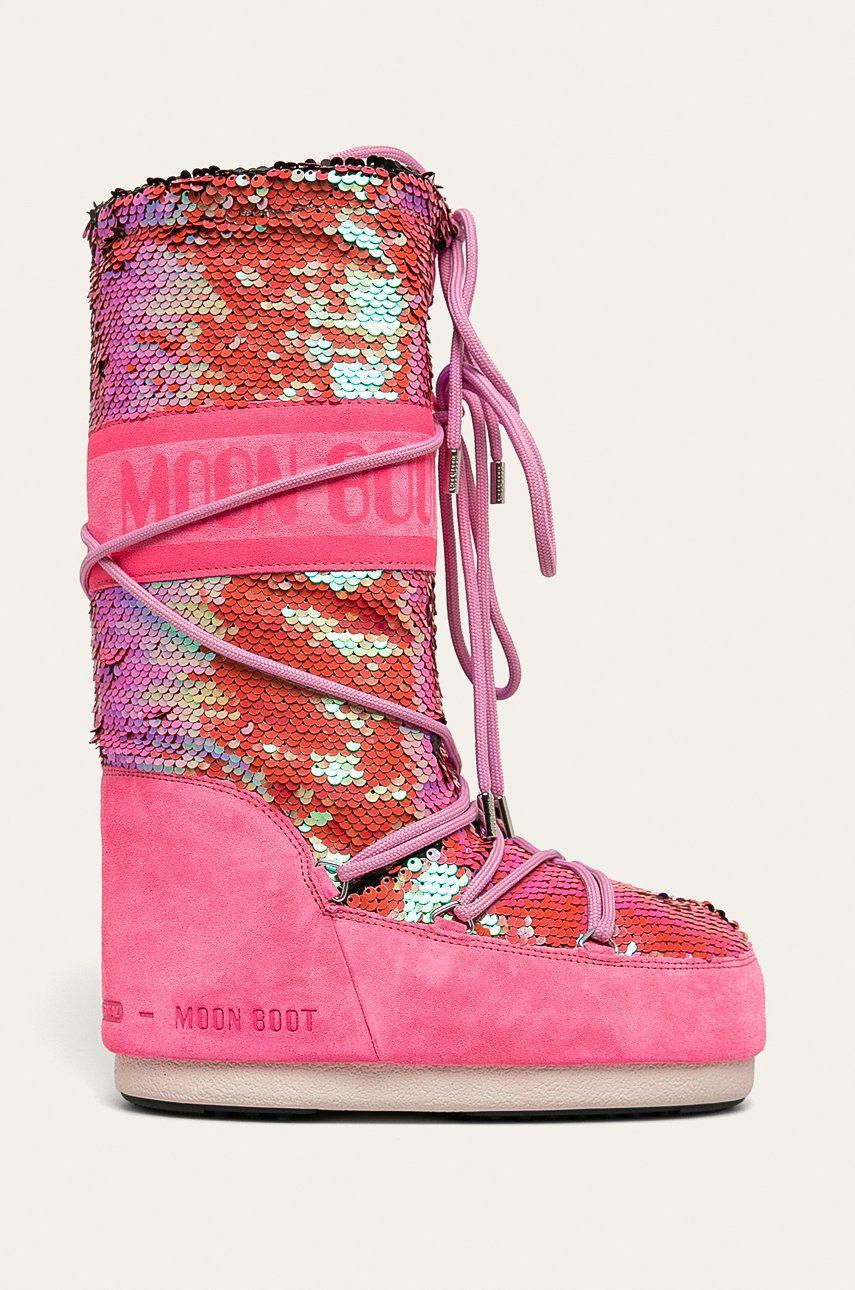 Moon Boot - Cizme de iarna Classic Disco