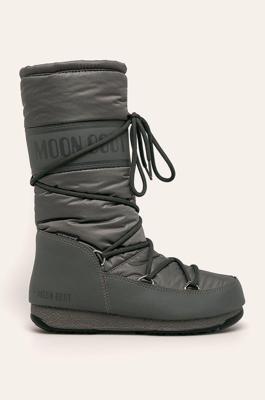 Moon Boot - Cizme de iarna High Nylon WP imagine answear.ro