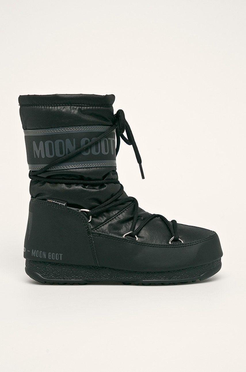 Moon Boot - Cizme de iarna Mid Nylon WP poza