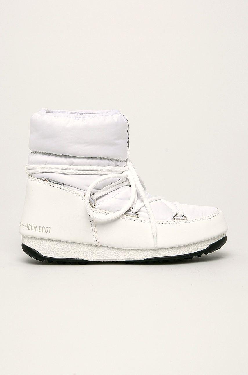 Moon Boot - Cizme de iarna Low Nylon Wp 2