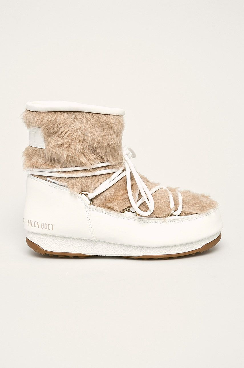 Moon Boot - Cizme de iarna Monaco Low Fur Wp 2 answear.ro