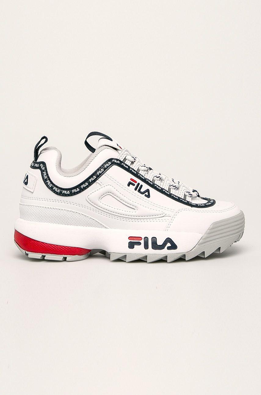 Fila - Pantofi Disruptor Logo Low