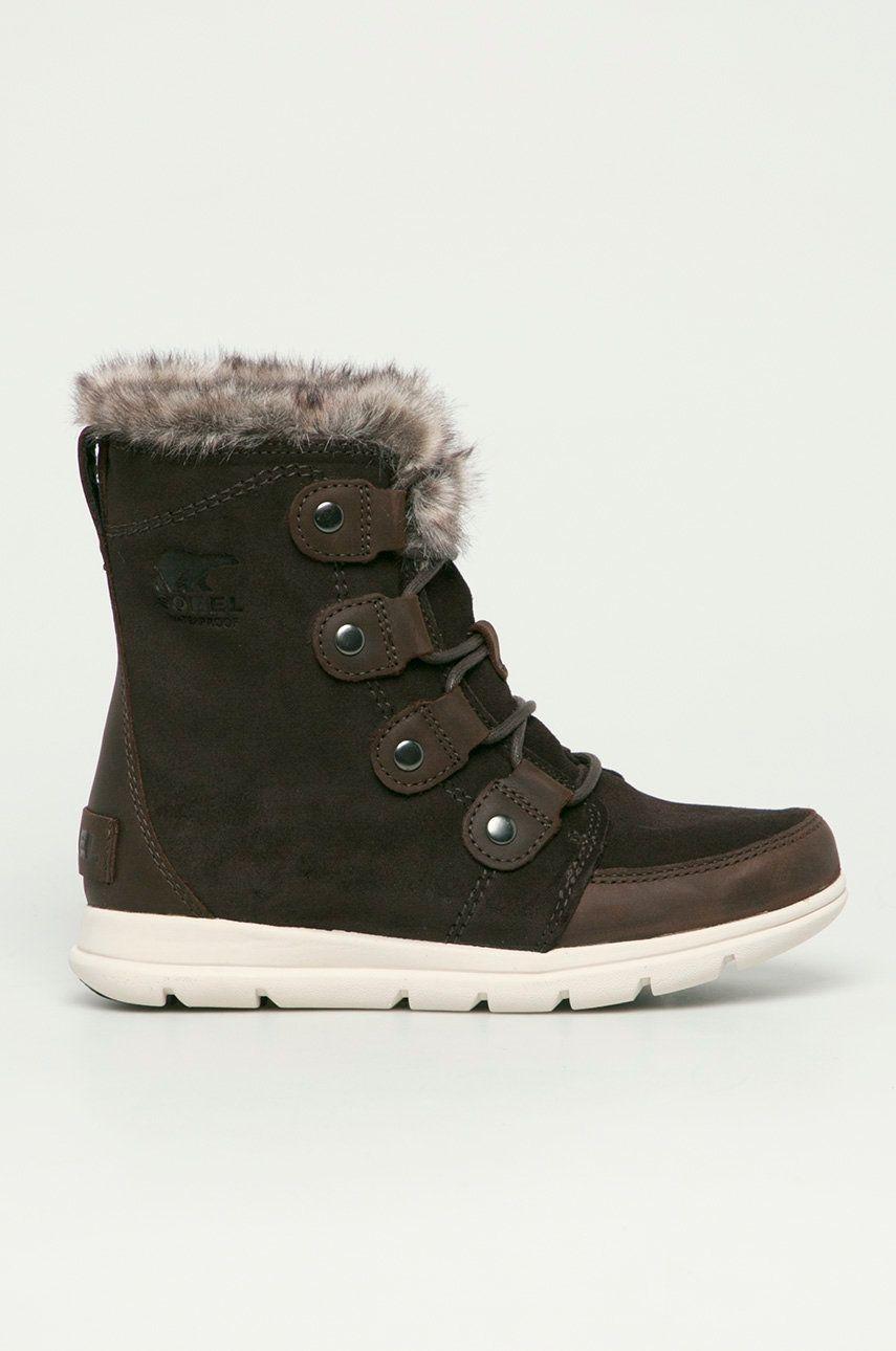 Sorel - Cizme de iarna Explorer Joan imagine answear.ro