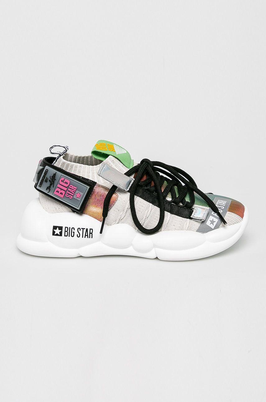 Big Star - Pantofi by Daniel Lopez