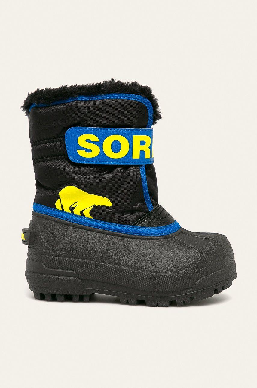 Sorel – Bocanci Childrens Snow Commander answear.ro