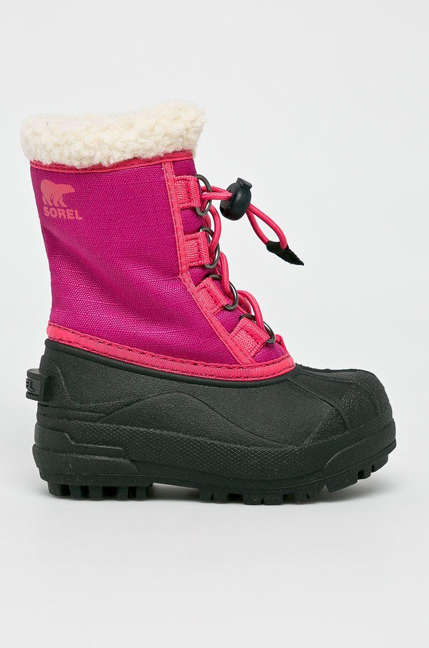 sorel - Cizme de iarna copii Childrens Cumberland poza answear