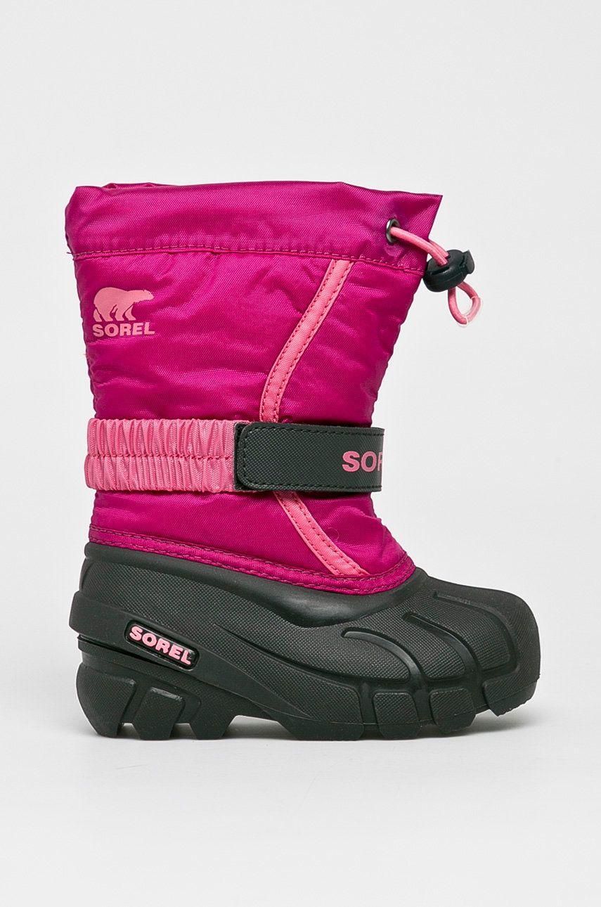 sorel - Pantofi copii Childrens Flurry answear.ro