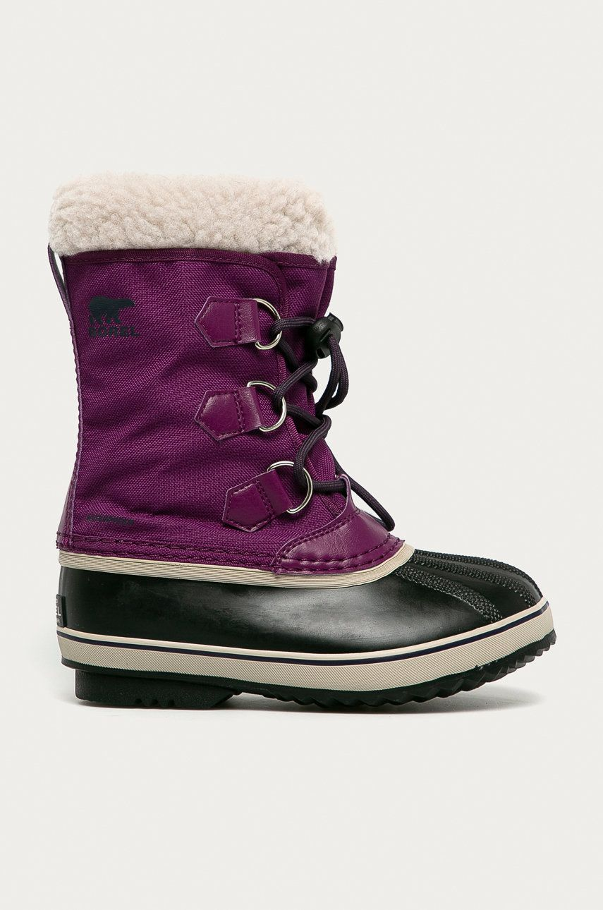 Sorel - Cizme de iarna copii Yoot Pac Nylon imagine
