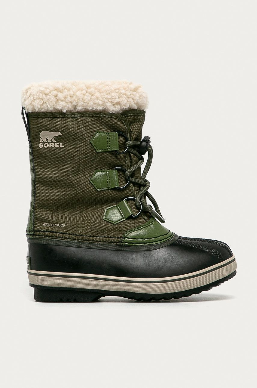 Sorel - Cizme de iarna copii Yoot Pac Nylon poza answear
