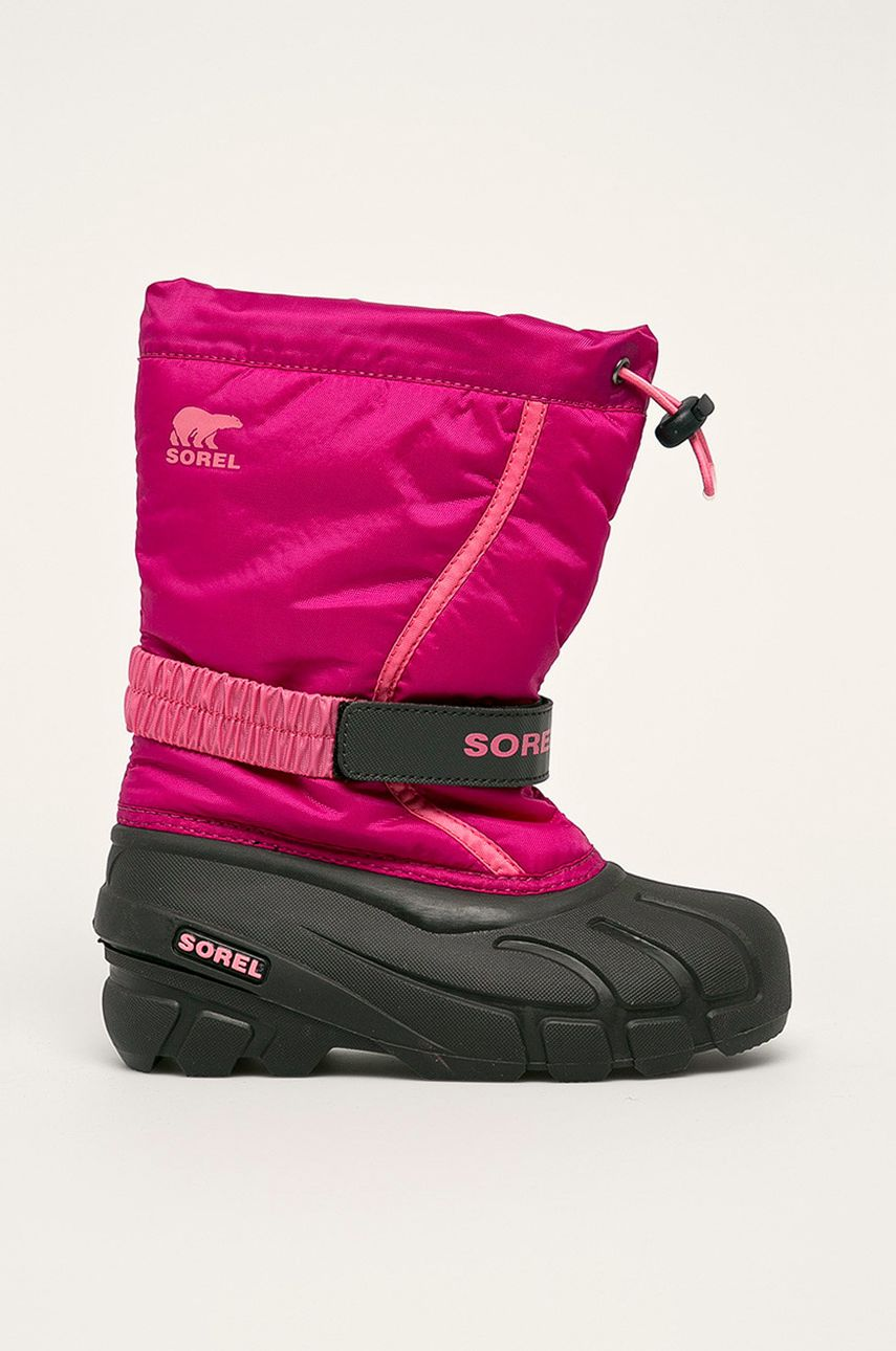 sorel - Cizme de iarna copii Youth Flurry answear.ro