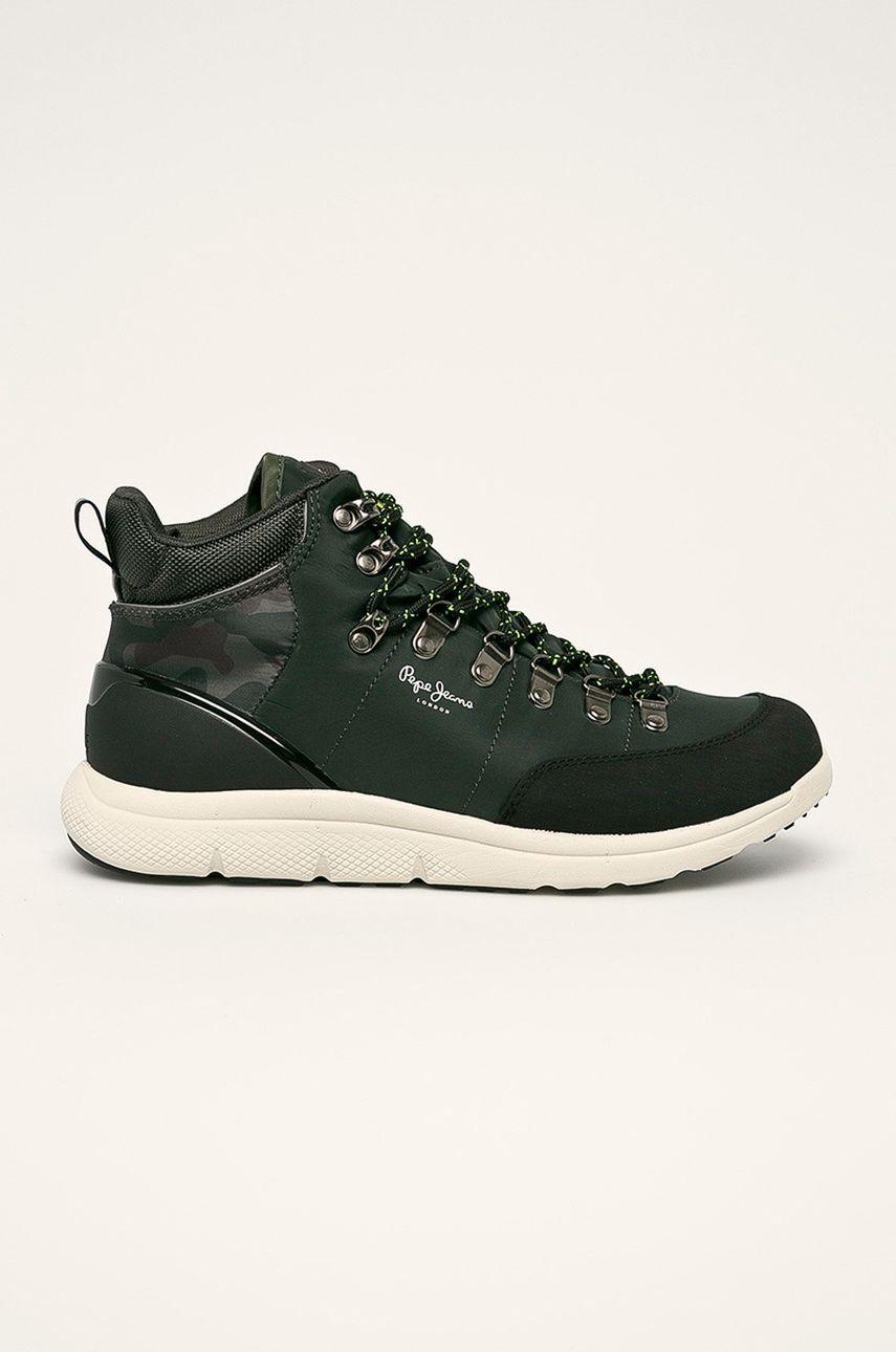 Pepe Jeans - Pantofi Hike Mountain Nylon