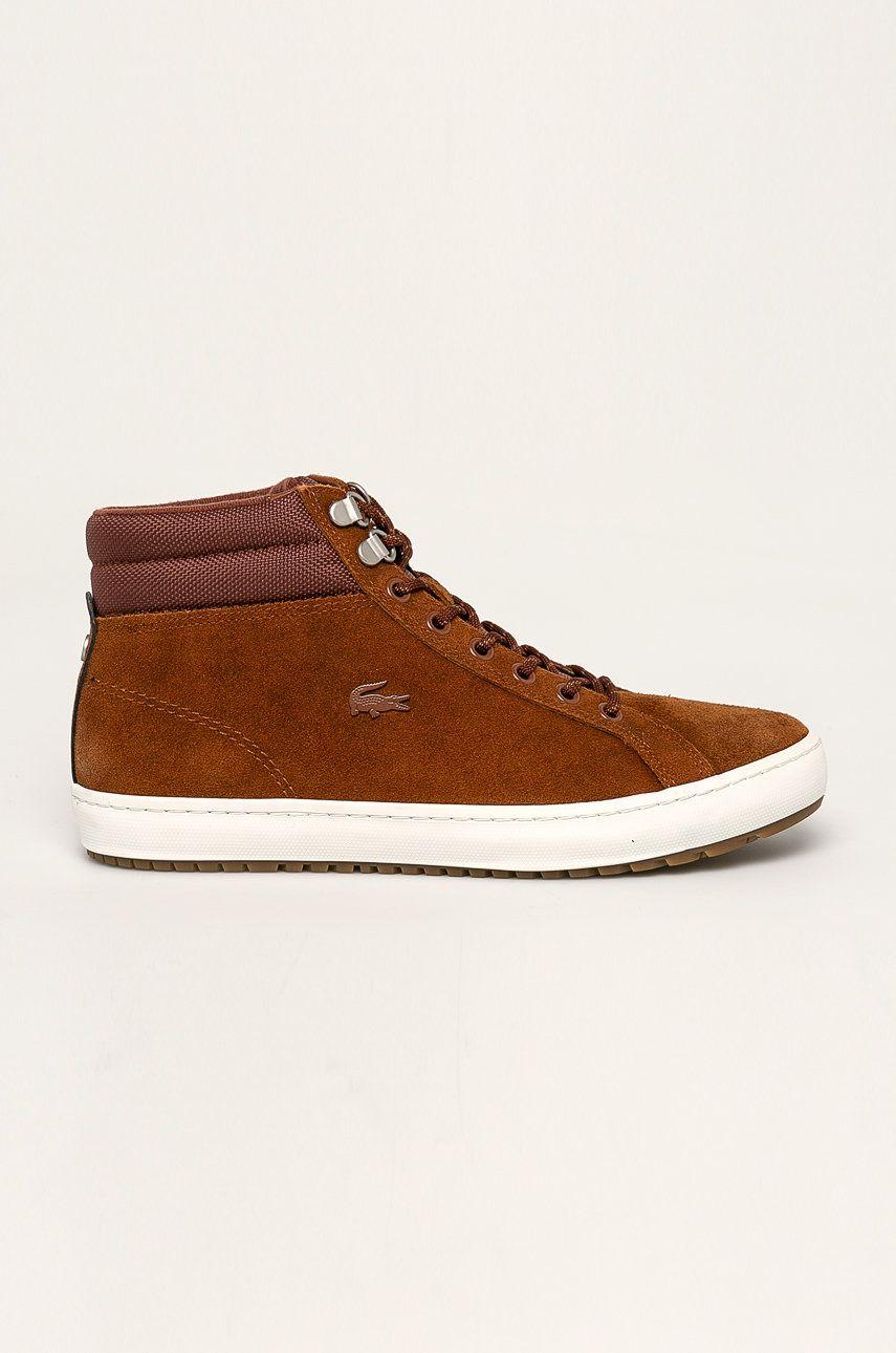 Lacoste - Pantofi inalti
