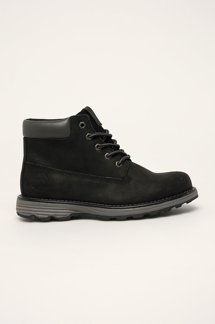 Big Star - Pantofi inalti imagine answear.ro