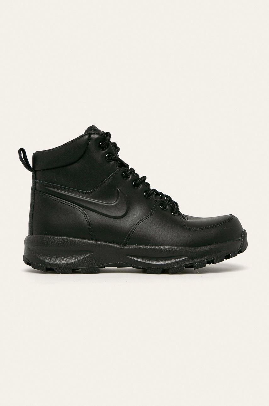 Nike Sportswear - Ghete de piele Manoa imagine answear.ro 2021
