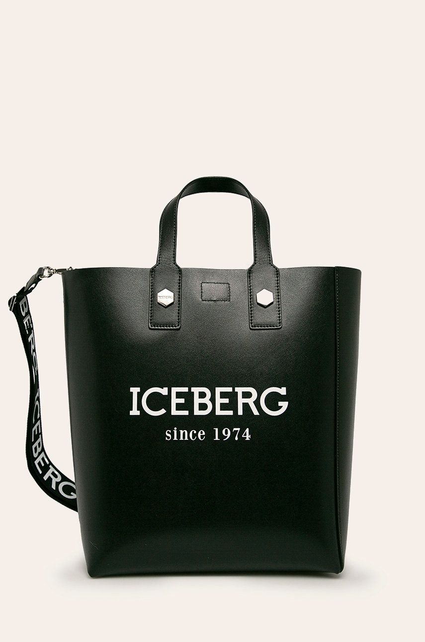Iceberg - Kožená kabelka
