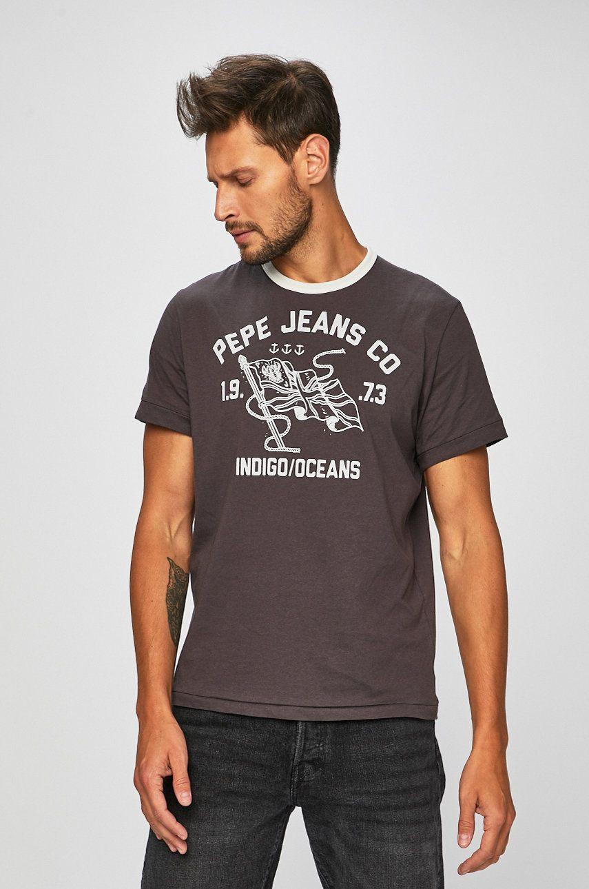 Pepe Jeans - Tricou imagine 2020