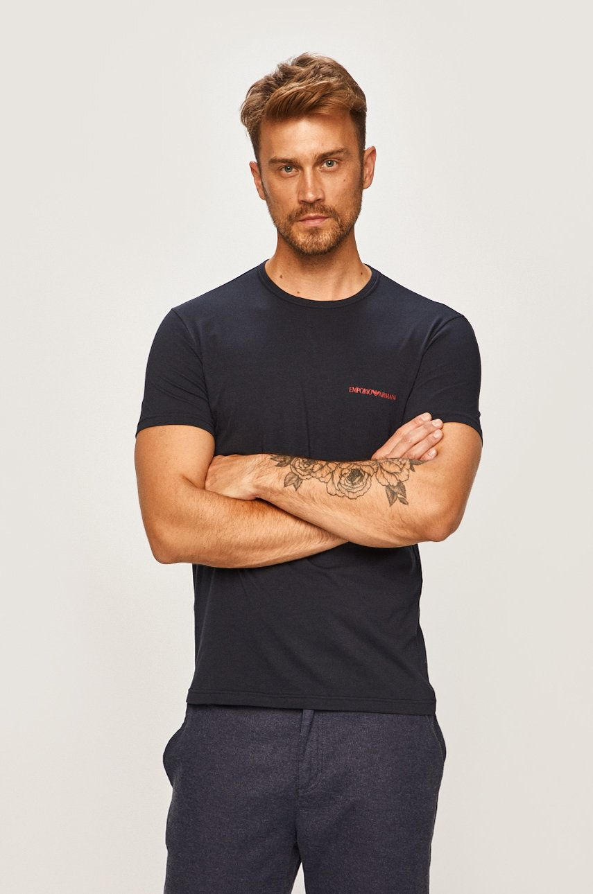 Emporio Armani - Tricou (2 pack) imagine 2020