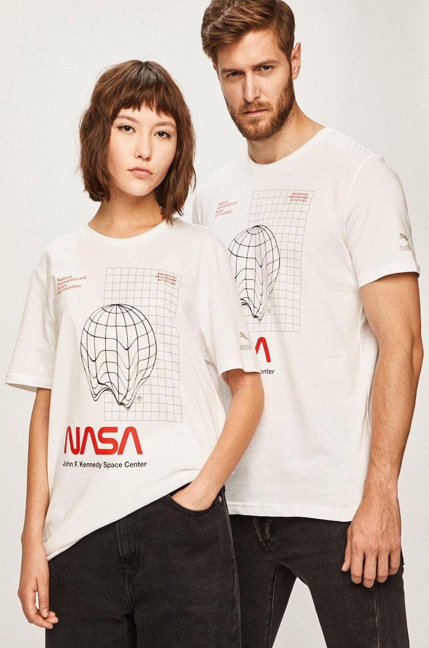 Puma - Tricou x Space Agency Nasa imagine 2020