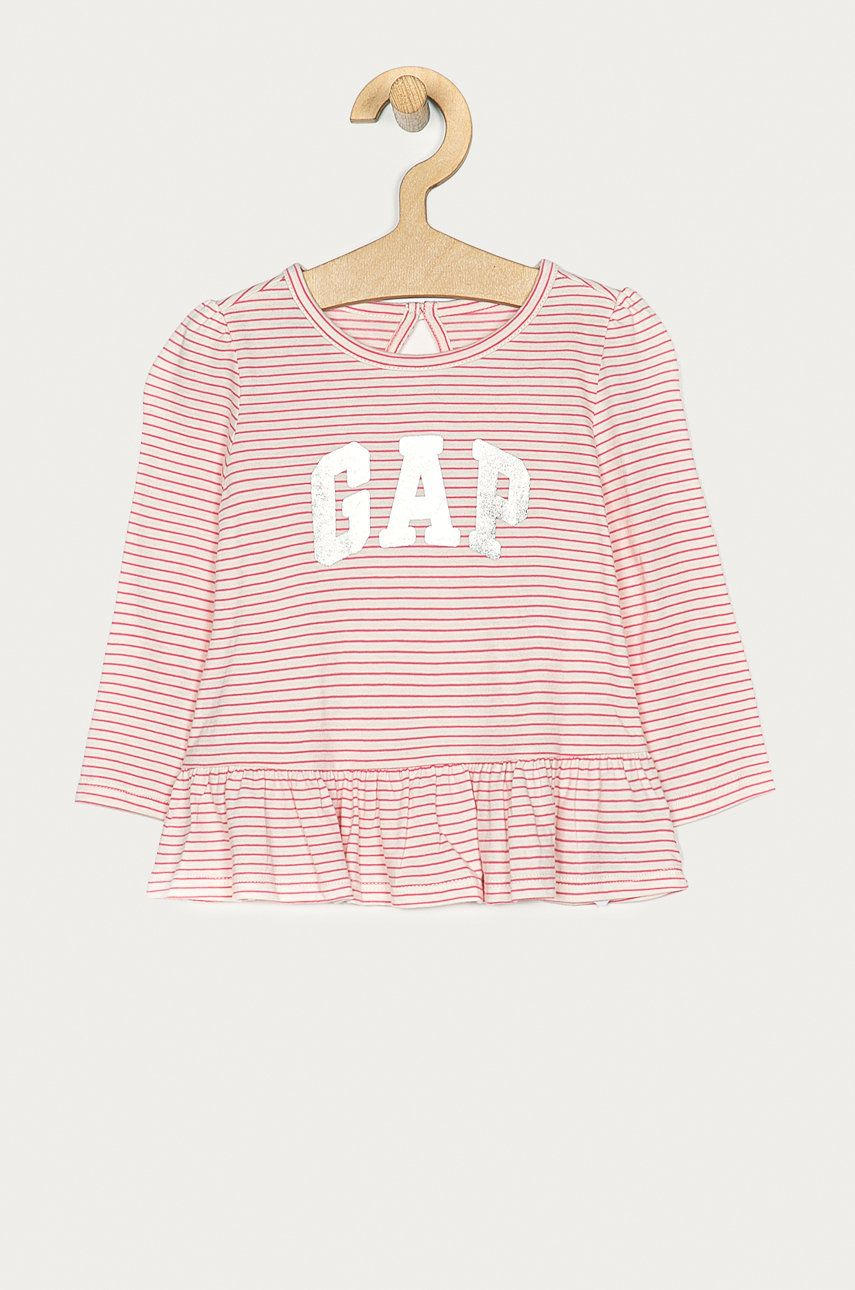 GAP - Bluza din bumbac pentru bebelusi 50-92 cm imagine