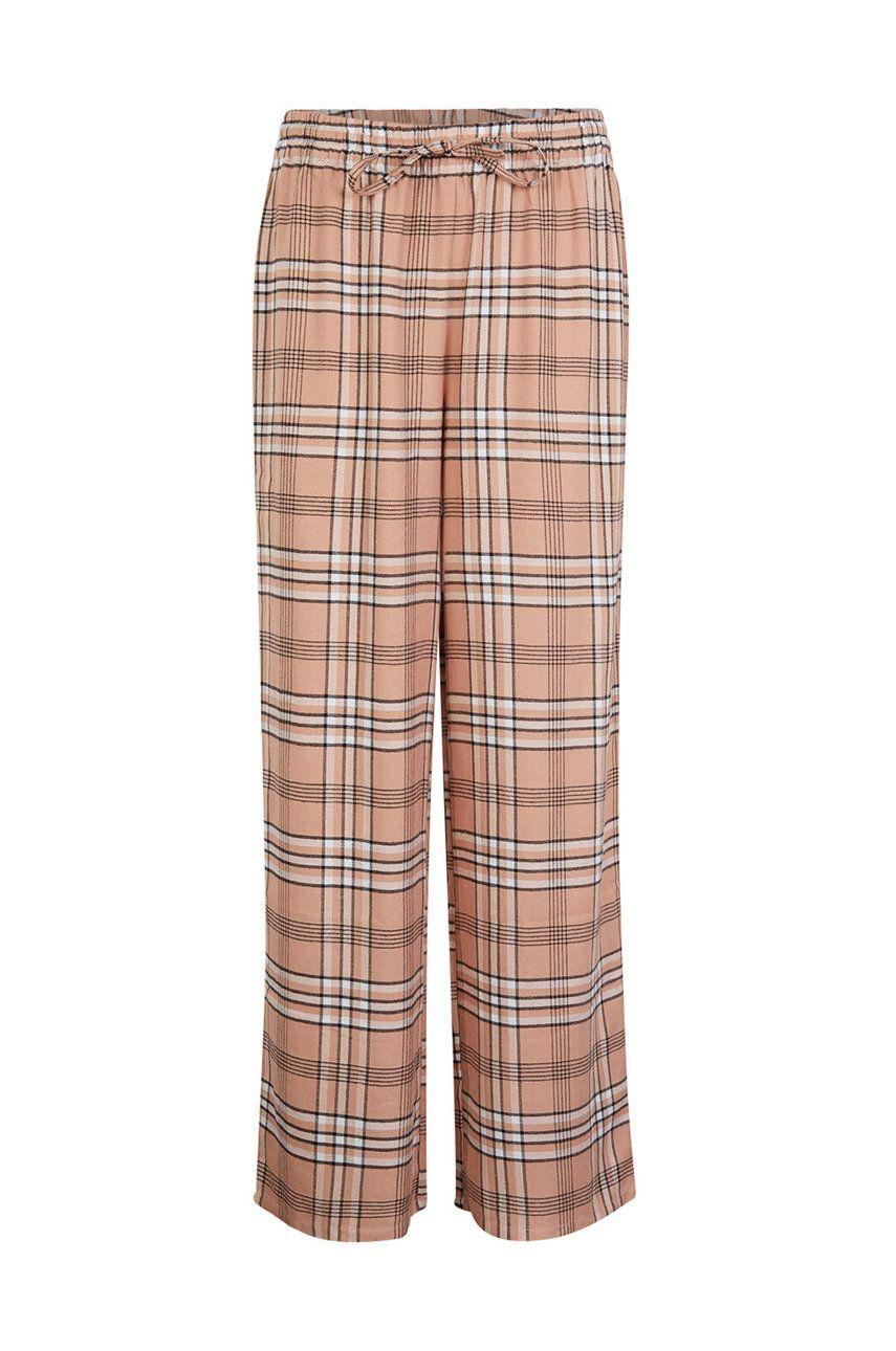 Undiz - Pantaloni de pijama CHECKIZ imagine answear.ro