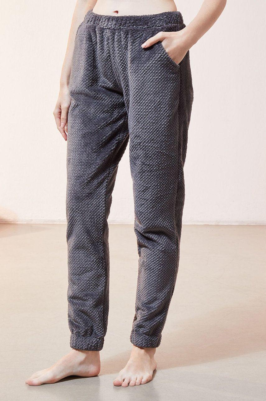 Etam - Pantaloni de pijama OXFORD